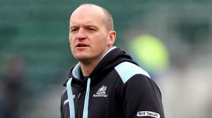 Gregor Townsend is a long-term admirer of his new signing