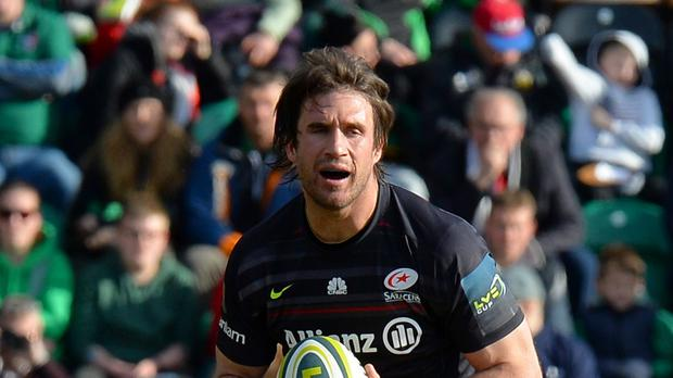 Marcelo Bosch kicked the winning points for Saracens in Paris