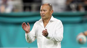The strength of tier-two nations has been a pleasing aspect of the World Cup for Eddie Jones (David Davies/PA)