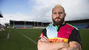 England international prop Joe Marler has signed a new contract with Aviva Premiership club Harlequins