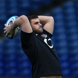 Rob Webber will lead England against the Barbarians at Twickenham