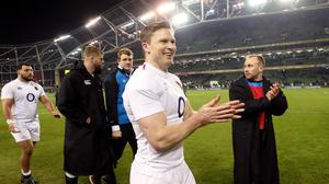 Chris Ashton will start for England (Brian Lawless/PA)