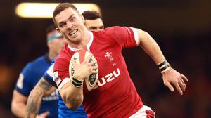 George North came in for criticism after Ireland display (Adam Davy/PA)