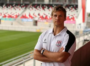 Back on track: Chris Henry has returned to full fitness after he was sidelined by a serious heart scare