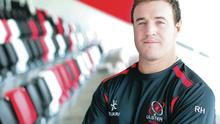 Positive outlook: Rob Herring is confident that Ulster can keep progressing this season starting with tomorrow's friendly against Leinster