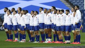 France's squad are self-isolating (Ian Rutherford/PA)