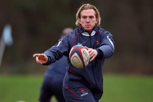 Former Wales rugby player Alix Popham has been diagnosed with early onset dementia (David Davies/PA)