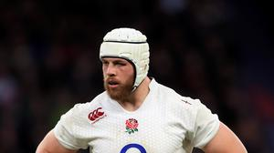 Bath and England lock Dave Attwood faces several weeks on the sidelines after undergoing neck surgery