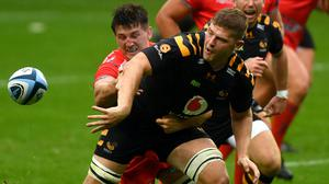 Jack Willis has excelled for Wasps this season (Jacob King/PA)