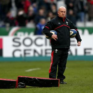 Shaun Edwards was close to leaving his coaching duties with Wales