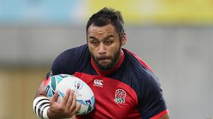 Billy Vunipola was part of the England squad that suffered an early exit from the 2015 World Cup (David Davies/PA)