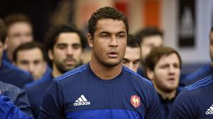 France captain Thierry Dusautoir is relishing facing England at Twickenham