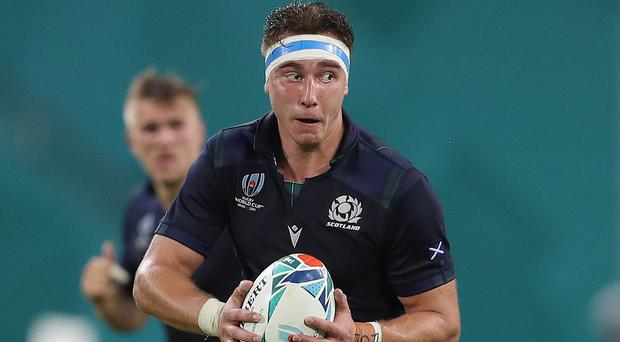 Jamie Ritchie hopes Scotland remain in fine tune for the rest of the World Cup (David Davies/PA)