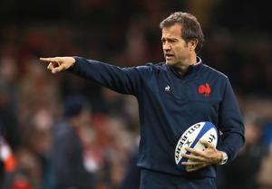 Serge Betsen says France head coach Fabien Galthie is a 'very smart tactician'.