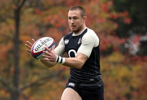 Mike Brown will make the trip to Italy (Adam Davy/PA)