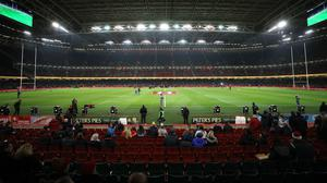 Wales' game against Scotland has been postponed (David Davies/PA)
