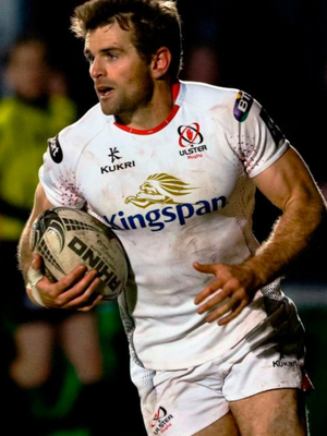Payne in action for Ulster