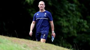 Stuart Lancaster has yet to consider the possibility of a drink ban for his players