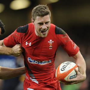 Wales fly-half Rhys Priestland, who will line up against Ireland at the Aviva Stadium on Saturday
