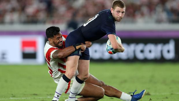 Finn Russell will not play in Scotland's Guinness Six Nations opener away to Ireland (David Davies/PA)