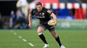 Saracens wing Chris Ashton is to have the appeal against his 10-week suspension heard on Wednesday