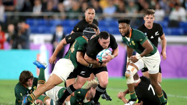 South Africa lost their opening match to New Zealand (Adam Davy/PA)