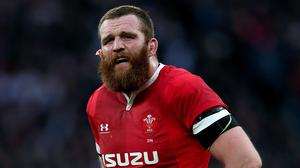 Jake Ball will quit the Scarlets to return to Australia at the end of the season (David Davies/PA)