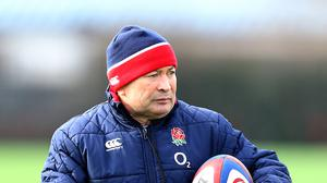 Simon Easterby has warned Ireland not to pay too much attention to the mind games from England boss Eddie Jones, pictured