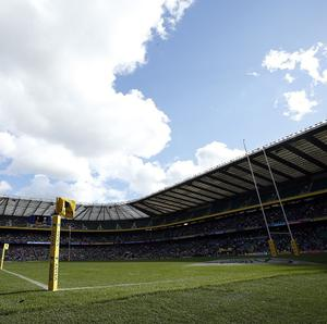 Twickenham has helped the RFU to record results.