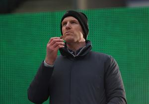 Familiar face: Paul O'Connell has been brought into the Ireland backroom team