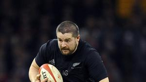 Dane Coles scored for the Hurricanes as they were defeated by the Crusaders