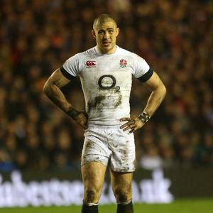 Ireland head coach Joe Schmidt felt full-back Mike Brown was the difference as England denied his side the Triple Crown.