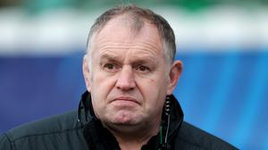 Newcastle boss Dean Richards has criticised Ealing Trailfinders (Richard Sellers/PA)