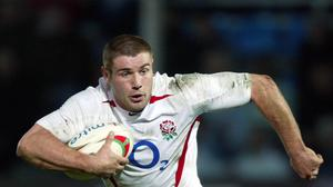 "Ben Cohen, pictured: ""I like (Stuart) Lancaster but never understood why he was given the job in the first place. The man in charge should have been there and done it."""