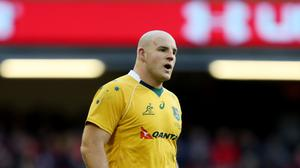 Australia's Stephen Moore is expecting another difficult clash with Scotland