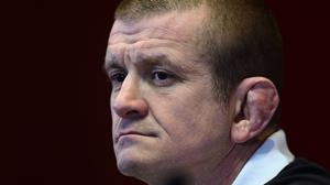 Graham Rowntree is expecting a tough battle up front