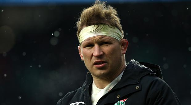 Dylan Hartley has announced his retirement from rugby (Paul Harding/PA)