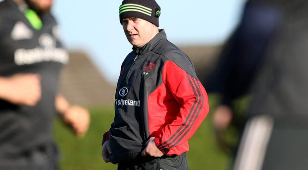 Result: Anthony Foley is looking for hat-trick of wins