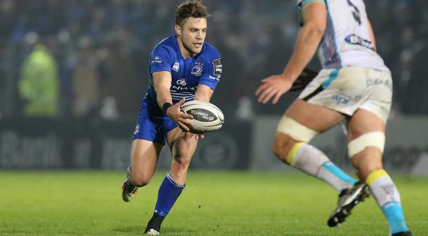 Challenge: Ian Madigan is handed role at centre
