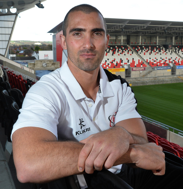 Back on board: Ruan Pienaar is relishing his return to the Ulster line up for today's game in France after his World Cup commitments