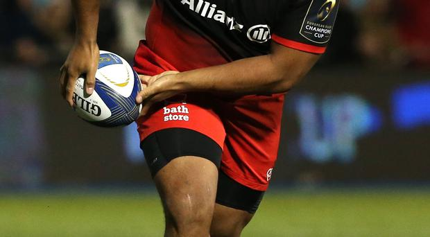 Star name: Mako Vunipola can cause problems for Ulster