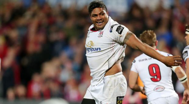 Nick Williams scored 13 tries for Ulster.
