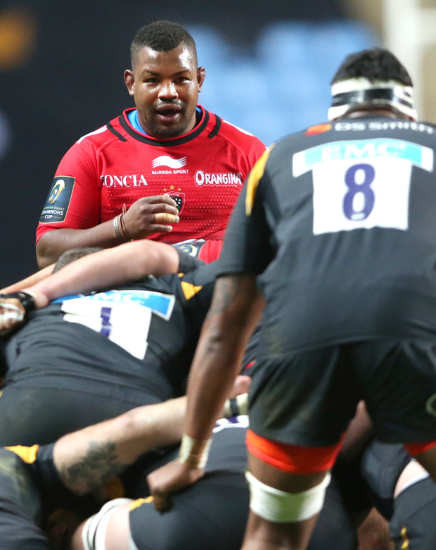 Key role: Steffon Armitage will be central figure