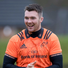 Big influence: Peter O'Mahony was in good form last week