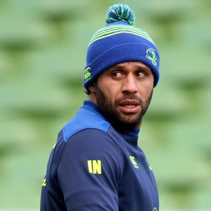 Grand stage: Isa Nacewa feels Aviva suits Leinster's game
