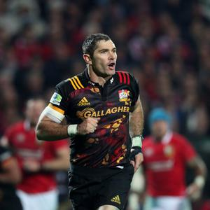 No go: Stephen Donald will not be moving to Kingspan