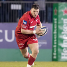 Self belief: Rob Evans can't wait to take on Leinster