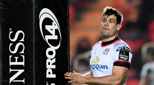 Euro vision: Louis Ludik is determined to add to Ulster's scalps in the Champions Cup