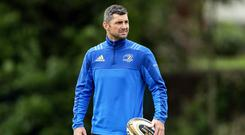 Opportunity: Rob Kearney is set for first start of campaign