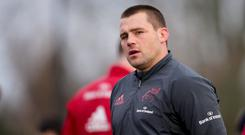 Another crack: CJ Stander says Munster are better equipped